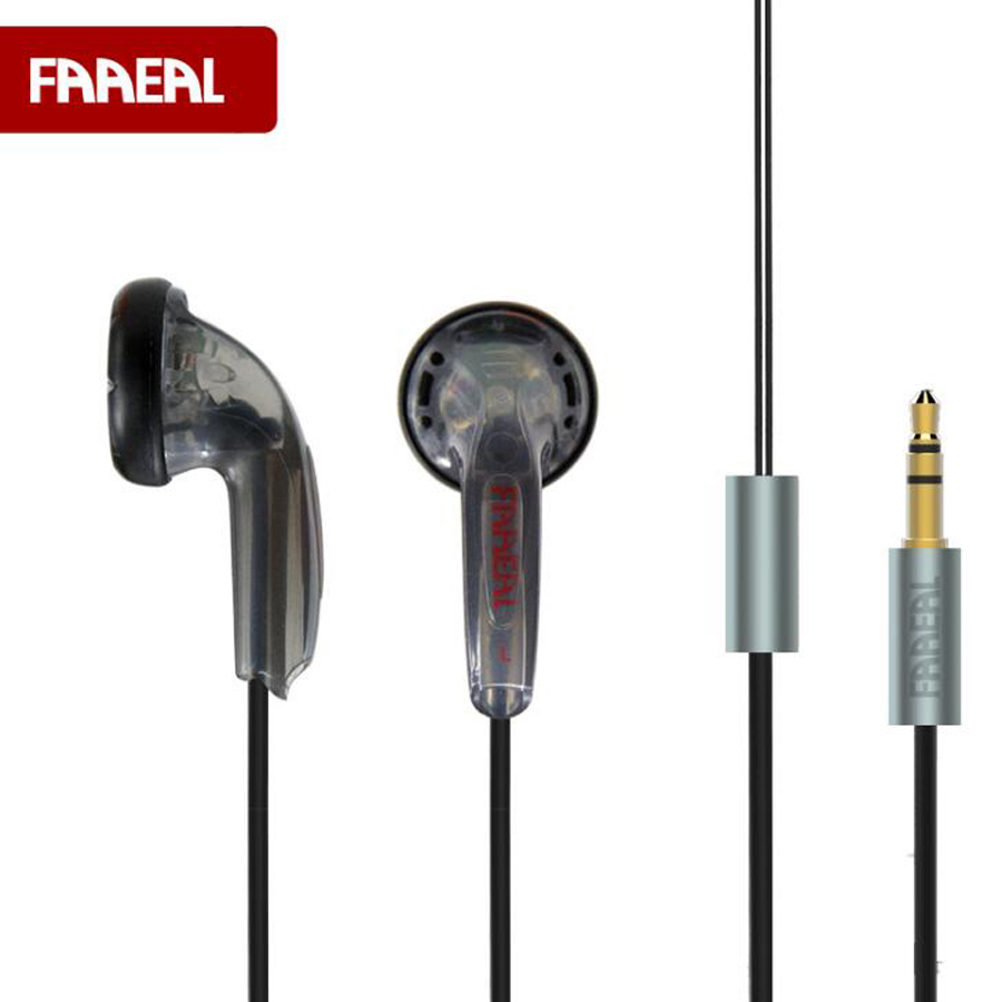 где купить Original FAAEAL HIFI Earphone 32Ohm DIY Heavy Stereo Bass Sound Quality Music Earphones DJ Sport Earphones Universal 3.5MM Jack дешево