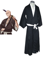 Bleach Ikkaku Madarame Kimono Anime Cosplay Costume