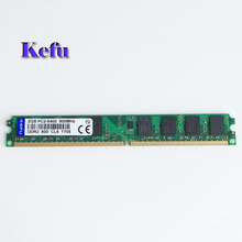 NEW  2GB DDR2-800 PC2-6400 800MHZ 240PIN DIMM RAM  Desktop memory only for AMD Intel  motherboard