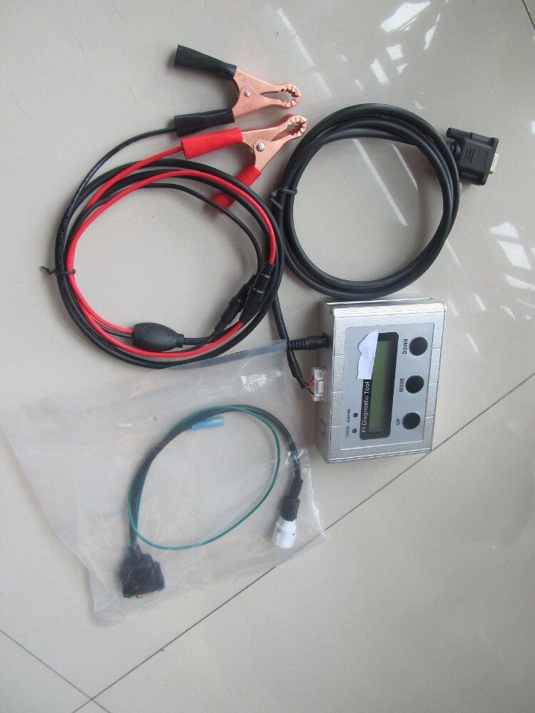 Handheld Diagnosescanner-werkzeug Für yamaha Mit motorrad scanner tool 2 sätze viel ein jahr garantie