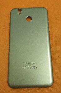"""Image 1 - Funda protectora de batería Original usada para Oukitel U7 Plus MT6737 Quad Core 5,5 """"HD 1280x720 envío gratis"""