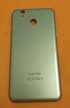 Б/у оригинальный защитный чехол для аккумулятора Oukitel U7 Plus MT6737, четырехъядерный, 5,5 дюйма, HD 1280x720, бесплатная доставка