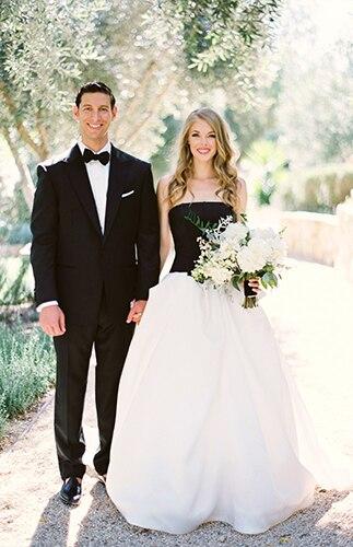 Vestidos de novia hueso