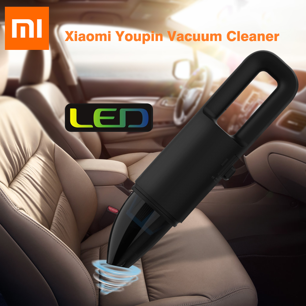 Xiaomi Handheld Vacuum Cleaner Cleanfly FVQ Portable Wireless Mini Cleaner 2 In 1 Nozzle With LED Light Car Charger HEPA FilterXiaomi Handheld Vacuum Cleaner Cleanfly FVQ Portable Wireless Mini Cleaner 2 In 1 Nozzle With LED Light Car Charger HEPA Filter