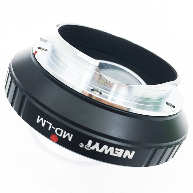 Image 5 - NEWYI Loviver MD to LM Adapter for Minolta MD Lens to Leica M Mount Camera TECHART LM EA7 camera Lens Converter Adapter Ring-in Lens Adapter from Consumer Electronics
