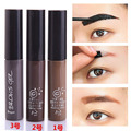 1pcs Eyebrow Enhancer Make Up Peel Off Eye Brow Gel Coffee Brown Waterproof Makeup Henna Eyebrow Tint Gel