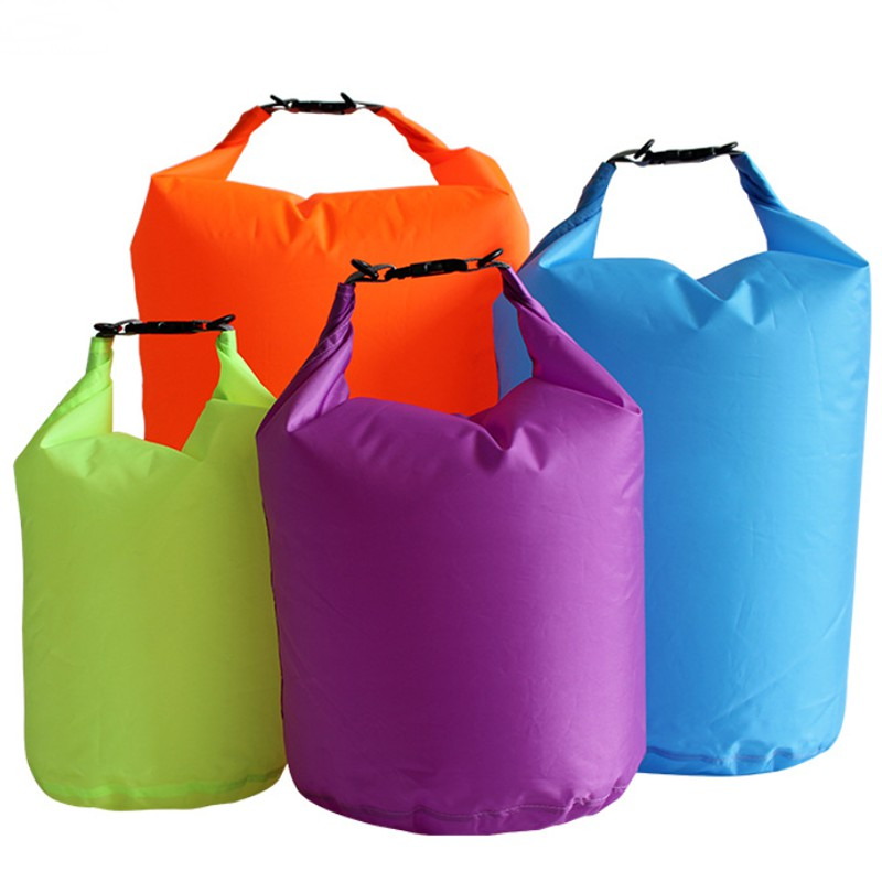 5L/10L/20L/40L/70L Outdoor River Trekking Drifting Floating Sailing Swimming Boating Waterproof Dry Bags