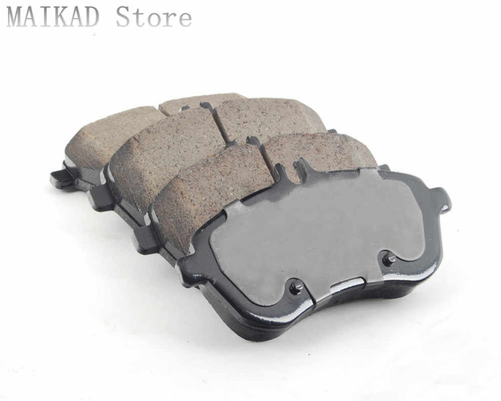 Detail Feedback Questions about Front Rear Brake Pad Set