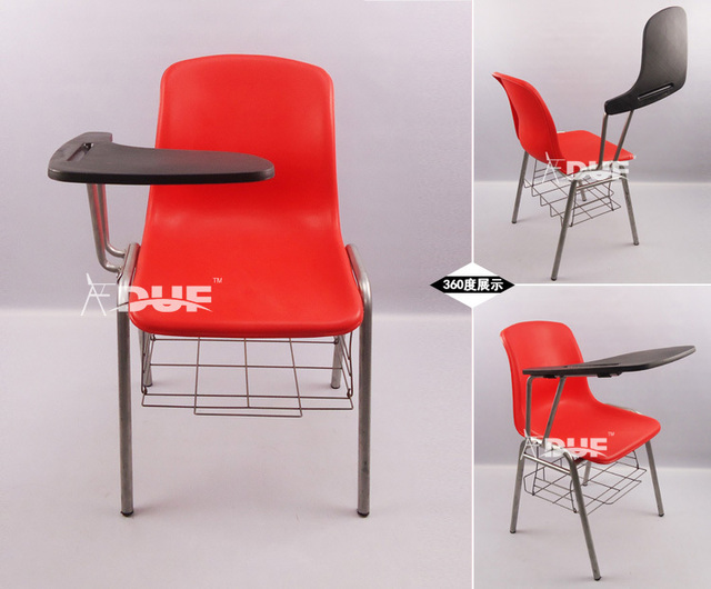 Cheap Stackable Chair With Writing Pad Chinese Suppliers Kids Chairs  Wholesale Price With Free Shipment (
