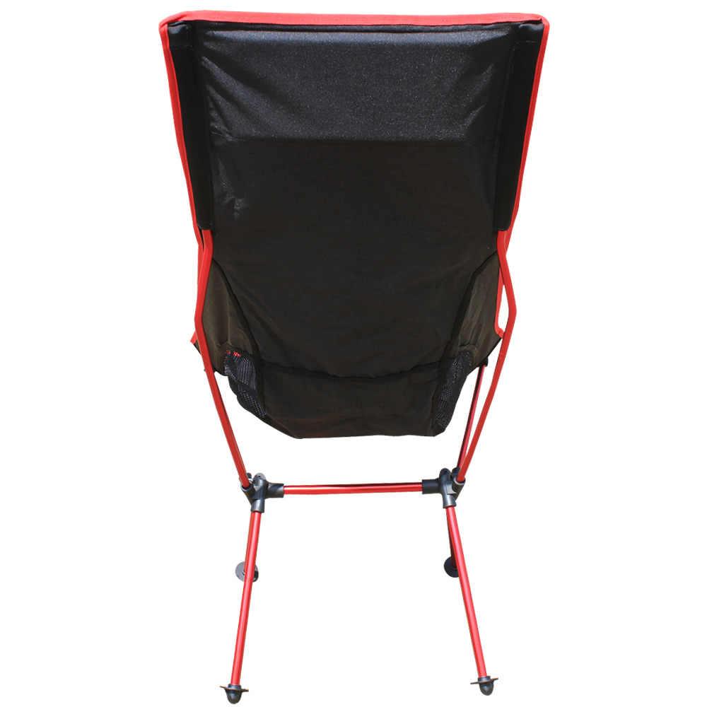 חוף חיצוני נייד מתקפל אלומיניום מושב מתכת כיסא כורסת סייסטה אוקספורד בד כיסא כיסא פנאי 4 צבע 1.2 kg