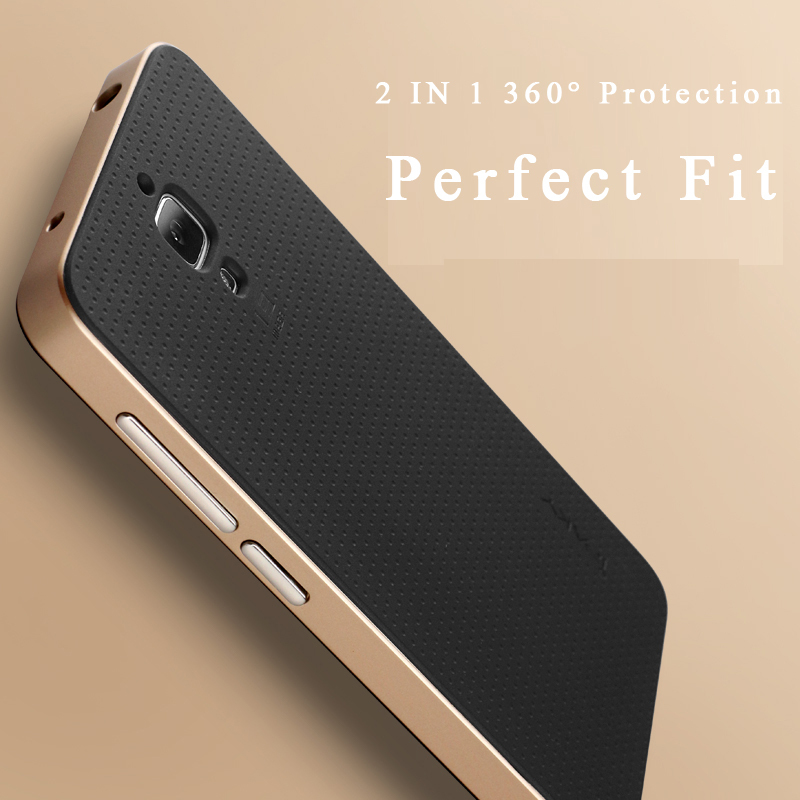 best website 16482 e2791 US $4.99 25% OFF|Xiaomi Mi4 case Original ipaky Brand xiaomi mi4 pro case  Armor silicone Back Cover + PC Frame for Xiaomi 4 mi 4 m4 Phone cases-in ...