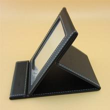 1pcs Exquisite Portable Folding Makeup Mirror Beauty Life Work Mini Desktop Coll