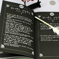 New Hot Sale Death Note Notebook & Feather Pen Book Japan Anime Writing Journal