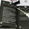 Nova Venda Quente Death Note Notebook & Pena Da Pena Livro Japão Anime Escrita do Jornal