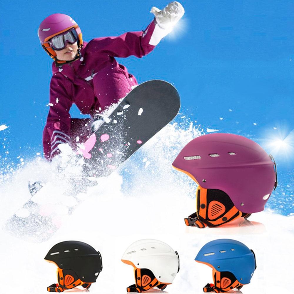 Professional Adult Youth Sports Helmets Ski Snowboard Skate Helmet Skiing Helmet Motorcycle Head Protect Winter Helmet P15 2016 hot sale abs five color factory supply adult ski skate helmet skateboard skiing helmets