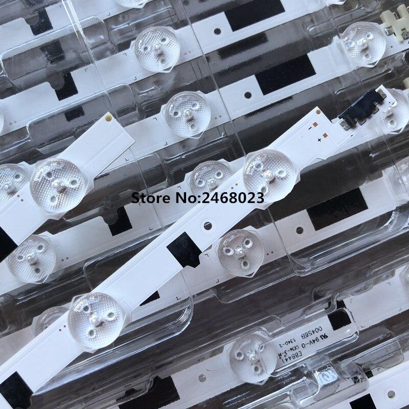 Image 3 - New100% 14 Pieces(7R+7L) UA40F5000ARXXR UA40F6300AJXXR LED strip for SAM SUNG 2013SVS40F L8 L5 D2GE 400SCA R3 D2GE 400SCB R3-in LED Bar Lights from Lights & Lighting