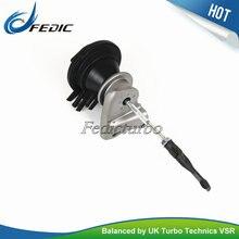 Привод турбонагнетателя GT1238S 727211 турбинный регулировочный клапан для Smart Fortwo Roadster 700 cc 45Kw 61HP M160-1 M16R3 2003