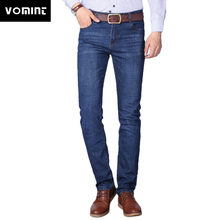 2019 Brand New Men's Jeans Casual Business Jeans Regular Str