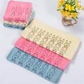 3Pcs/lot 25*25CM Baby superfine fiber Towel Kid Bath Towels Washcloth Square Towel Children hanging Wipe Wash Cloth lint-free