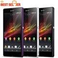 Разблокирована Оригинальный Sony Xperia Z1 L39H C6903 Мобильного Телефона 16 ГБ четырехъядерный процессор 3 Г и 4 Г GSM, WIFI, GPS 5.0 ''20MP сотовый Телефон