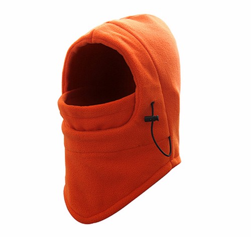 New Arrival Face Mask Thermal Fleece Balaclava Hood Swat Bike Wind Winter wind-proof and sand-proof Stopper Beanies CC0013 10