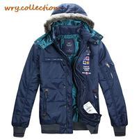 AERONAUTICA MILITARE Coat Italy Brand Jackets Winter Jacket MAN Clothes Thermal Clothing S M L XL