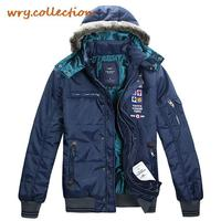 AERONAUTICA MILITARE Coat Italy Brand Jackets Winter Jacket MAN Clothes Thermal Clothing S M L XL