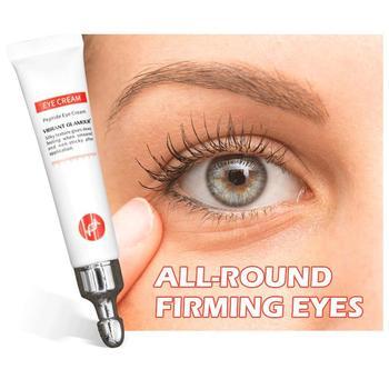 1pcs Anti-wrinkle Age Eye Cream Crocodile Hyaluronic Acid Eye Serum Remover Dark Circles Against Puffiness
