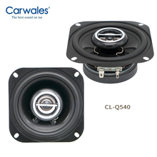 "2Pcs 4"" 120W 2-Way Coaxial Car Audio Refitting Subwoofe"