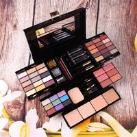 Makeup Professional Set 49 Pcs/set Colors Beauty Eyeshadow Palette Mica Powder Pigment Blusher Woman Makeup Kit Cosmetic