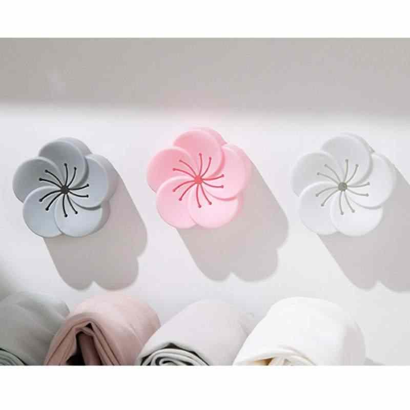 ดอกไม้รูป Air สดดับกลิ่นห้องน้ำกล่องเครื่องฟอกอากาศกล่องดอกไม้น้ำมันหอมระเหยกล่องขจัดกลิ่นกลิ่นตู้เสื้อผ้า Deodorizer