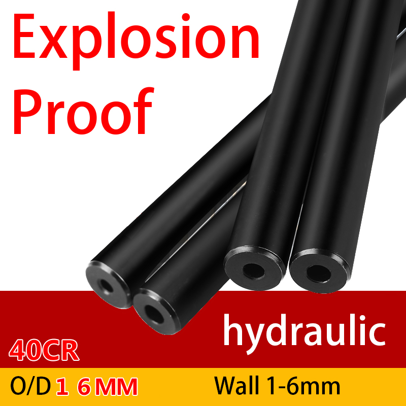 Hydraulic Broiler Seamless Steel Pipe Explosion-proof Hand Tools Part