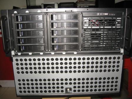 4U 431010 hard disk bits hot plug storage cabinet HD monitor HD storage server case 5208 73p8005 73p8017 300g 10k fc ds4300 server hard disk one year warranty