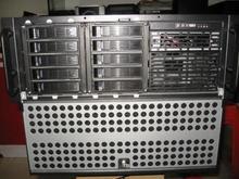 4U 431010 hard disk bits hot plug storage cabinet HD monitor HD storage server case