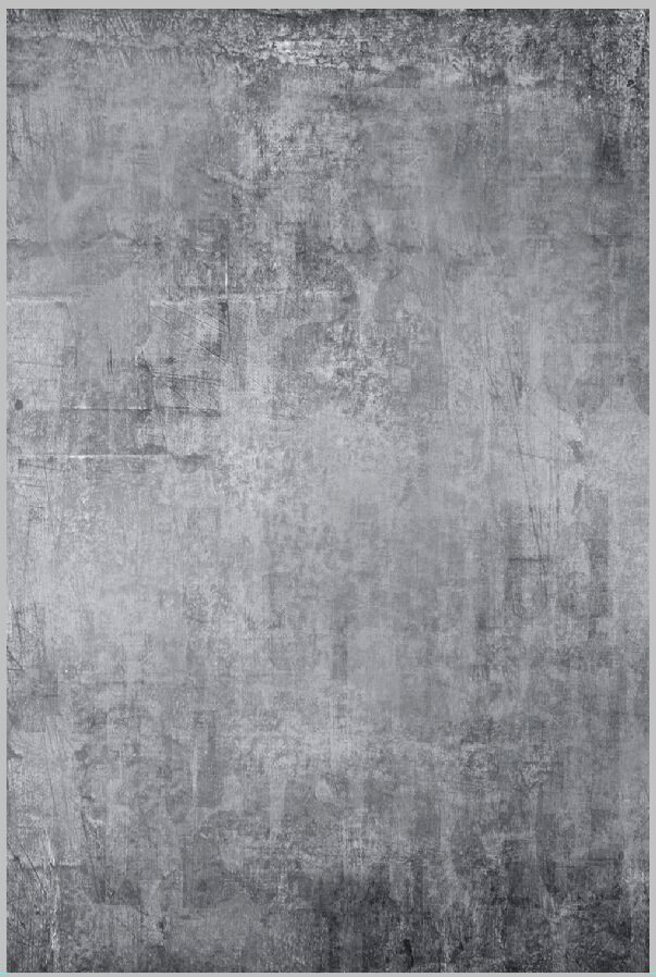 8x12FT Distressed Texture Grunge Silver Grey Gray Concrete ...