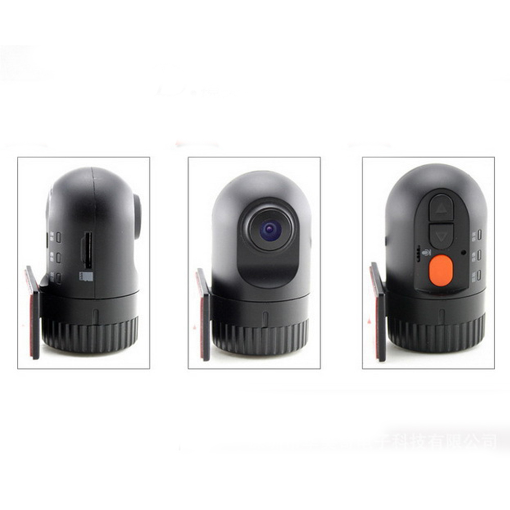 Автокөлік DVR камерасы 720P HD 140 градусы - Автомобиль электроникасы - фото 3