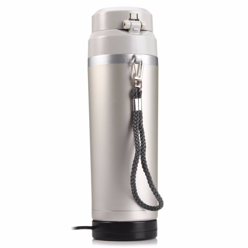 Car Electrical Appliances Capable 12-24v Universal Portable Car Winter Heating Cup Adjustable Temperature Car Boiling Mug Electric Kettle Boiling Vehicle Thermos Back To Search Resultsautomobiles & Motorcycles