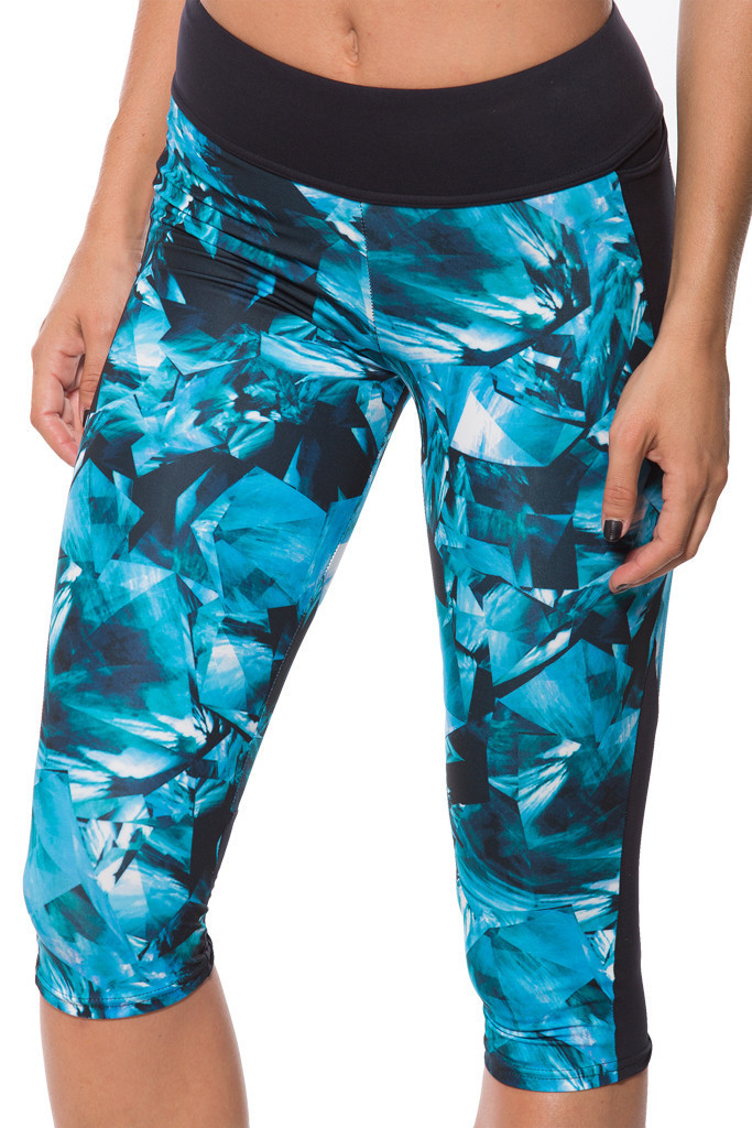 Popular Spandex Capris-Buy Cheap Spandex Capris lots from China ...