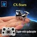 Cheerson CX-estrelas Mini Drone RC Quadcopter Helicóptero de Controle Remoto Menor Quadrocopter UFO Brinquedos Mini CX-10 Modo CF