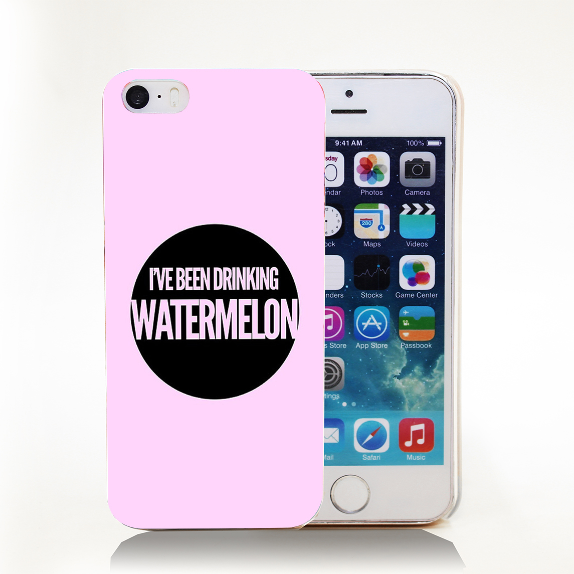 Beyonce Lyrics Watermelon YONCE Hard Transparent Cover Case for iPhone 4 4s 5 5s 5c 6 6s Protect Phone Cases