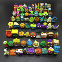 20-300 PCS Popular Cartoon Anime Action Figures Toys HOT Garbage Moose The Grossery Gang Model Toy Dolls Kids Christmas Gift 20 300 pcs popular cartoon anime action figures toys hot garbage moose the grossery gang model toy dolls kids christmas gift