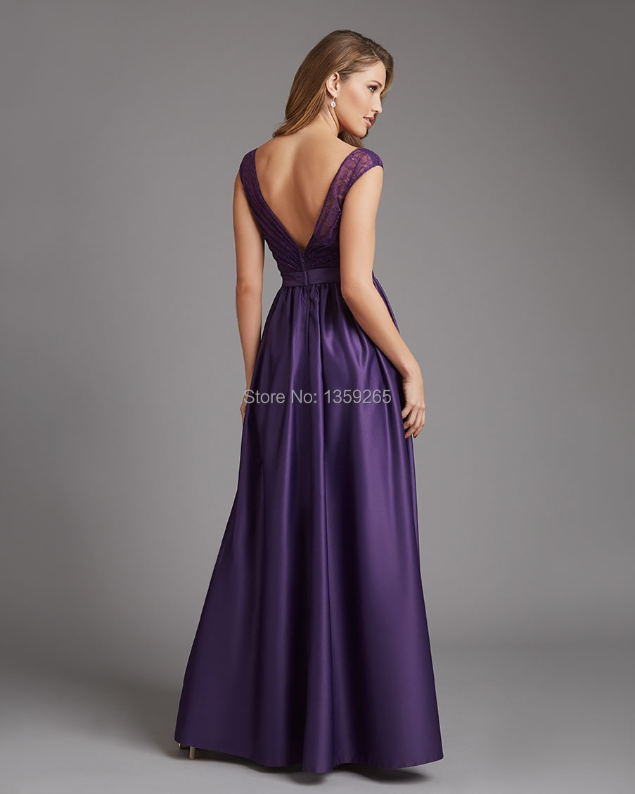 Deep purple bridesmaids dresses images braidsmaid dress online shop 2014 purple bridesmaids dresses lace vestido de festa online shop 2014 purple bridesmaids dresses ombrellifo Image collections