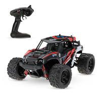 HS18311 2.4GHz 1/18 RC Car 4WD 36km/h High Speed Monstre Car Truck Buggy RC Off Road Racing Car Model RC Toys for Boys