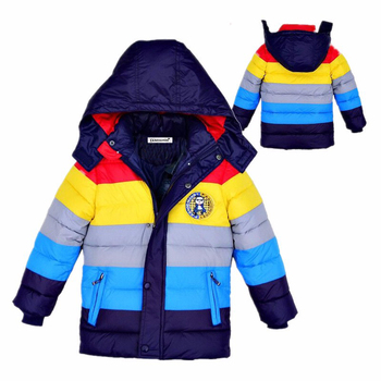 Blue Winter Boys Jacket For Kids 3