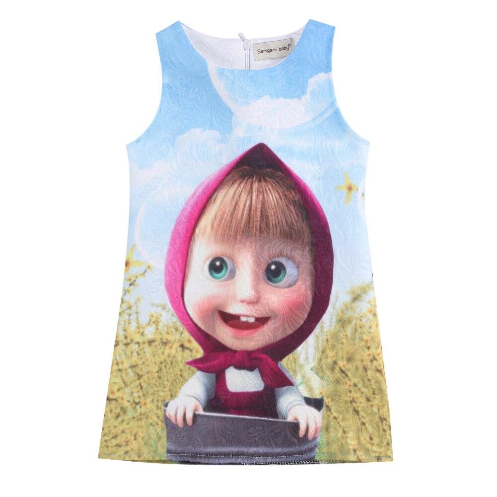 Платье для девочки маша