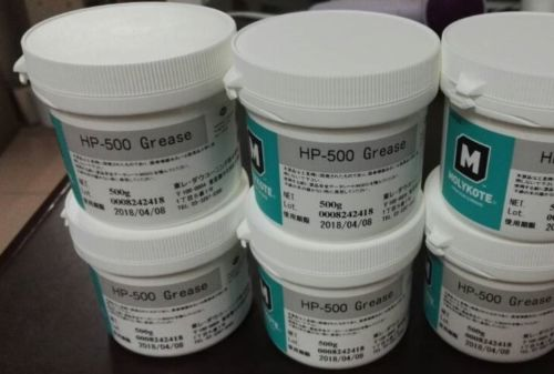 Grease for HP-500 Printer Copier Fuser Film Sleeve Installation 500G 10g x gear grease for printer 3d printer ink printer used for hp samsung lexmark brother reduce noise good lubrication effect