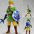 [SGDOLL] 2017 Nova The Legend of Zelda Skyward Sword Ligação 15 cm Figma 153 Figura de Ação DO PVC Nenhuma Caixa Hot Sale Frete Grátis 5658-L