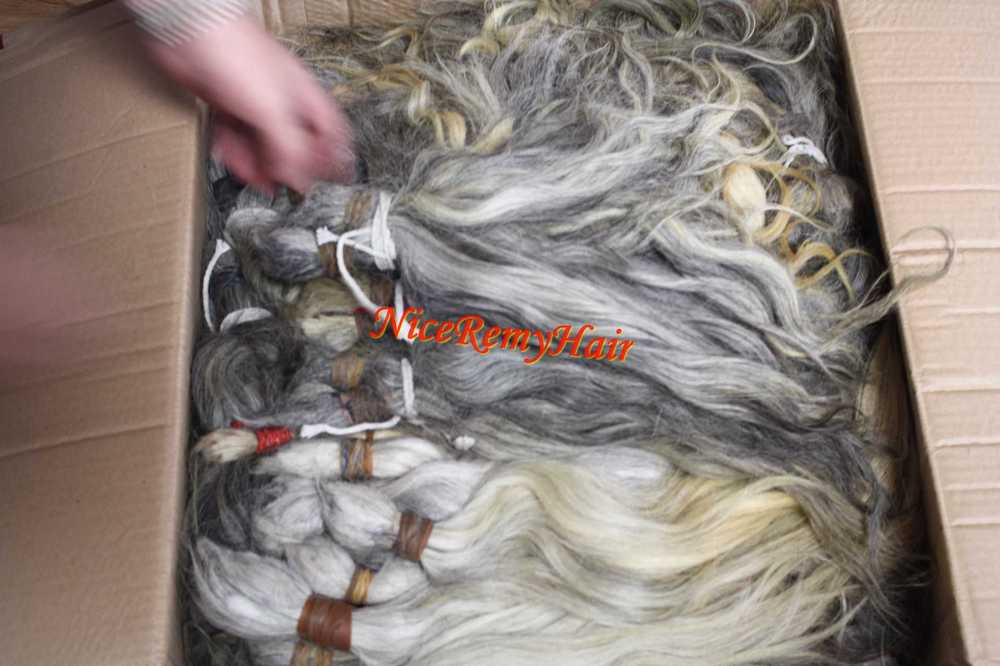 Online shop unprocess blonde gray grey human virgin bulk hair online shop unprocess blonde gray grey human virgin bulk hair extensions 490glot wholesale price aliexpress mobile pmusecretfo Images