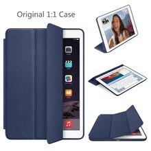 2505f80255c54 SZEGYCHX 9.7 polegada Caso para o Ar iPad 2 A1566 A1567 Ímã Auto Sono  Inteligente Fique