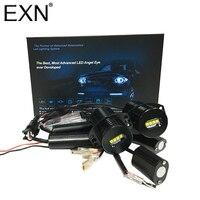 40ワット6000 k-6500 kホワイトledエンジェルアイズハローリングマーカーヘッドライト電球bmw e90 ledマーカーエンジェル·アイズ電球ver高品